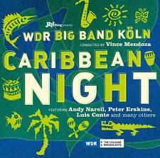 CD Wdr Big Band Caraibi Night Condotto Di Vince. Mendoza