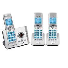 VTECH 17550 TRIPLE 3-HANDSET DECT 6.0 CORDLESS PHONE