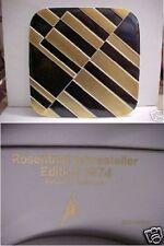 Rosenthal porcellana oggetto/piatti anni 1974