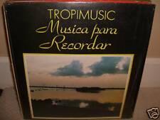 Nilda Rubido - Tropimusic Musica Para Recordar - Rare LP in Great Conditions L3