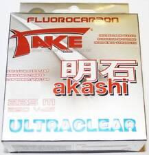 Lineaeffe Take Akashi Fluorocarbon ultraclear 50m oder 225m Spule versch. Sorten