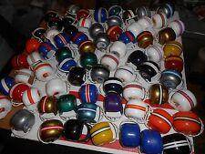 1 VTG NFL GUMBALL MACHINE TEAM HELMET VARIOUS AVAILABLE YOU CHOSE + BONUS CARDS