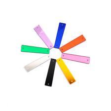 30 un Redondo 8 clases de colores para seleccionar Gimnasia rhinestones cose en acrílico
