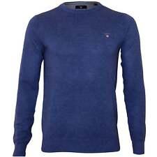 ead62c9716970e Crew Neck Medium Knit Jumpers & Cardigans for Men GANT for sale | eBay