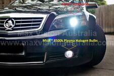 MVA 8500k H9 BLUE WHITE PLASMA HALOGEN 4 Holden Commodore VE SV6 SS Omega 06/10