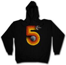 RED FIVE 5 II HOODED SWEATSHIRT HOODIE - Luke Star Alliance Rebellen X-Wing Wars