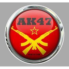 Sticker AK47 Trompe-l'oeil