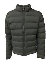 CANADIENS giaccone uomo CT0284 AUBERT/U SHORT JKT tessuto SOFT STRETCH grigio