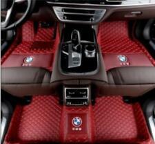 Suitable for BMW-X1-X2-X3-X4-X5-X6-X7-2000-2020 luxury custom Car floor mats