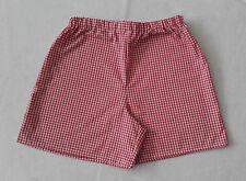 Gingham School Uniform Shorts - All Colours & sizes