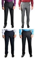 Klassische Herrenhose ohne Bundfalten