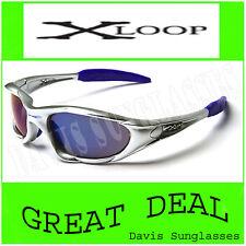 Men's Designer X Loop Sunglasses XL0107 UV400 Davis A1