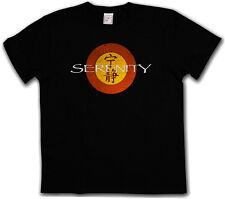 FIREFLY SERENITY LOGO T-shirt - Joss Whedon TV Series Blue Sun Class t-shirt