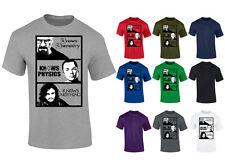 Mens Breaking Bad vs Big Bang Theory vs Game of Thrones T-shirt NEW S-XXL