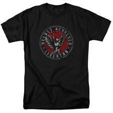 Velvet Revolver Circle Logo Licensed Adult T Shirt
