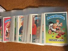 1994 Die Total Kaputten Garbage Pail Kids #1-198 : PICK SINGLES FROM DROP LIST