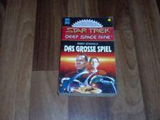 Sandy Schofield -- Star Trek DS9 Deep Space Nine 4/Das GROßE SPIEL 1. Aufl 1994