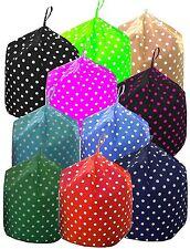 Polka Dot Spots Bean Bag, Childrens Kids Toddler Beanbag