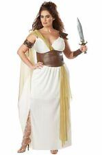 Spartan Warrior Queen Women Plus Size Costume