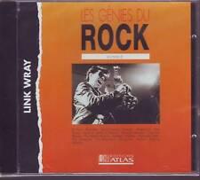 LINK WRAY rumble  (CD)  (les genies du rock editions atlas)