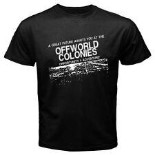 New Blade Runner 80's Movies Film Men's Black T-Shirt Size S M L XL 2XL 3XL