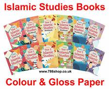 Safar Year 1 - 7 Illustrated & Workbooks Available – Islamic Studies Series New