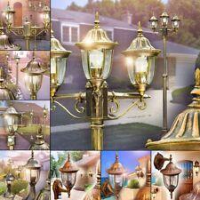 Ribadeo Steh Wand Poller Sockel Beleuchtung Veranda Aussen Lampe Laternen Garten
