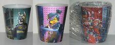 Gobelets grande aventure LEGO MOVIE Mc Donald's cup sea cow cool tag batman