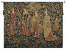 Promenade Flanders Belgian Wall Art Tapestry