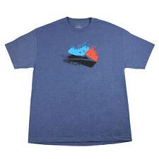 FOURSTAR Skateboard Shirt FLARED DENIM