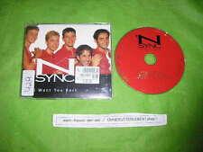 CD POP NSYNC-I Want You Back (4) canzone MCD Ariola