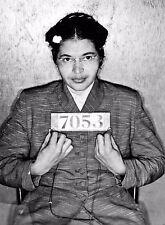 ROSA PARKS MUG SHOT GLOSSY POSTER PICTURE PHOTO mugshot bus civil rights 1717