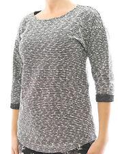 Camiseta de mujer 3/4 brazo Túnica Blusa Jersey tp-221