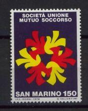 Saint-Marin 1976 SG # 1062 bien-être social de l'Union neuf sans charnière