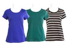 Esmara® Damen Shirt modisches Sommerbasic Bekleidung Oberteil Must Have S M L XL