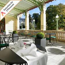 Kurzurlaub Tschechien Böhmen Liberec 4 Tage für 2 Personen Grandhotel Wellness