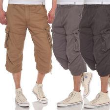 JET LAG 18-012 lange Cargo Shorts, 3/4 Hose - fällt großzügig aus
