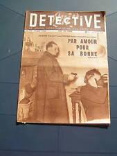 Détective 1949 CLISSON SAINTE MAURE CERNAY L'éGLISE