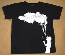 "Long Beach ""up-N-Smoke"" T-Shirt (negro) og rap hiphop"
