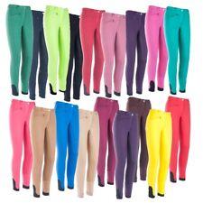 Damen Reithose Silikon Vollbesatz CLARA HKM verschiedene Farben NEU