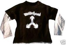 Rocker Baby Motörhead rock metal Kids long t-shirt 98
