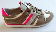 Serafini Manhattan scarpe sneakers pelle shoes Donna Women 2782/3
