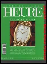 """HEURE INTERNATIONAL #24 : Audemars Piguet,Les """"Ferrari"""""""