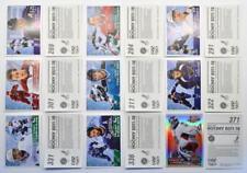 2011-12 Panini NHL Hockey Stickers (#269-379) Pick a Player Sticker