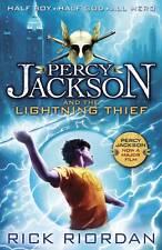 PERCY JACKSON AND THE LIGHTNING THIEF RICK RIORDAN 9780141346809