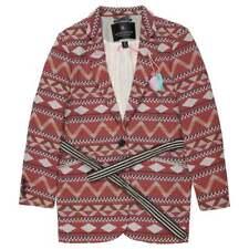 Maison Scotch Cocoon Feminine Fit Coat
