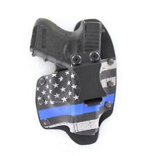 NT Hybrid IWB Holster - SIG Handguns - GRUNGE BLUE LINE