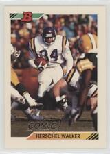 1992 Bowman #172 Herschel Walker Philadelphia Eagles Football Card