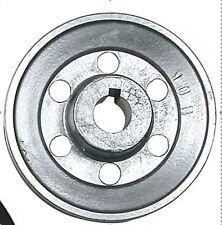 POULIE POUR MOTEUR ELECTRIQUE Ø 100mm  Ø AXE : 19mm PRO PRP19/100 -3700194405199
