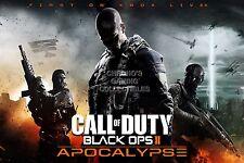 RGC Huge Poster - Call of Duty Black Ops II Apocalypse PS3 XBOX 360 - COD041